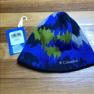 Columbia reversible Winter Hat Youth L/XL